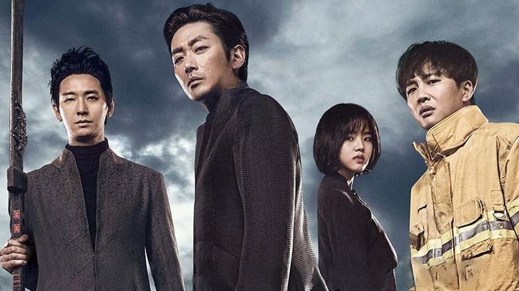 Along With The Gods 2 cắt vai và quay lại các cảnh của 2 yêu râu xanh Oh Dal Soo và Choi ll Hwa