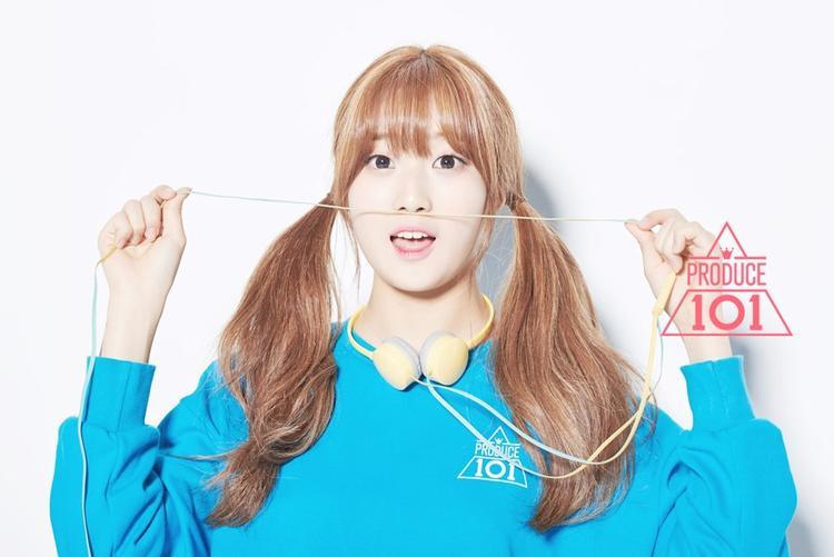 """Suýt được debut cùng I.O.I khi dừng chân tại hạng 12 trong Produce 101 mùa 1, liệu Han Hyeri có quay lại """"phục thù""""."""