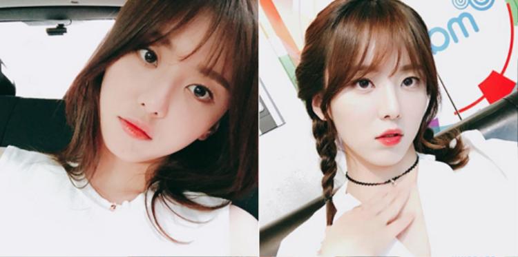 Từng tham gia Mix 9 nhưng không lọt vào top debut, có thể Ah Da Bin sẽ tiếp tục chinh chiến tại Produce 48, cô đến từ Maroo cùng nhà với anh chàng Jihoon (Wanna One).