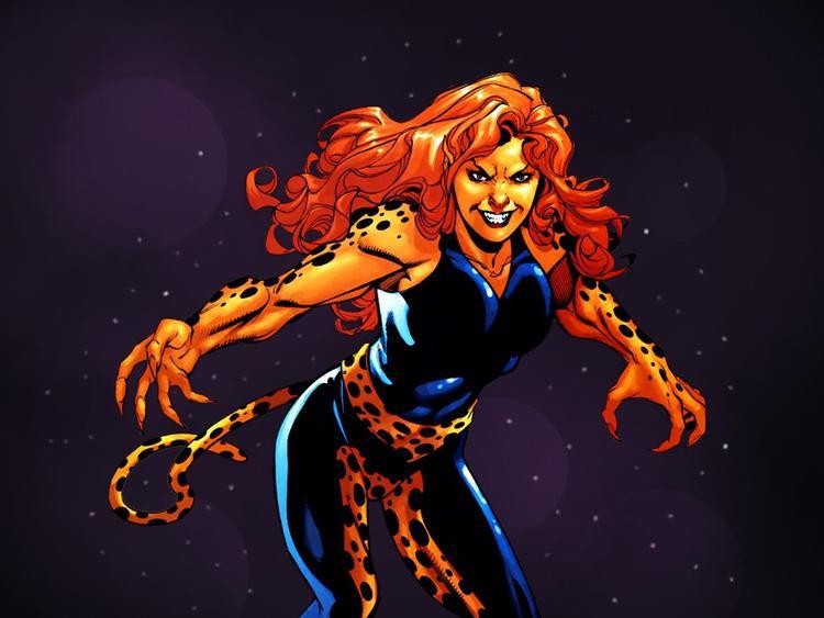 Phải chăng đây chính là nữ phản diện của Wonder Woman 2'?