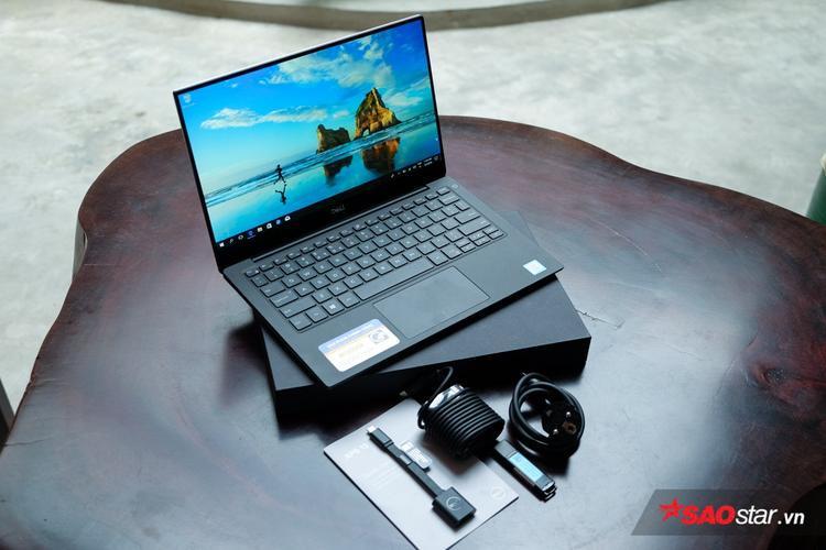 Cận cảnh laptop cao cấp Dell XPS 13 tại Việt Nam: thiết kế mỏng nhẹ, cấu hình khủng, giá từ 44,99 triệu