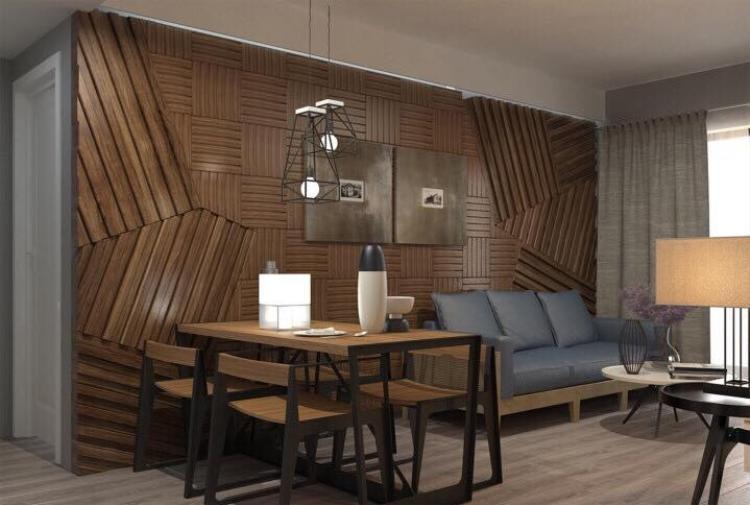 Nội thất, trang trí căn nhà đều rất hiện đại, sang trọng và tinh tế.