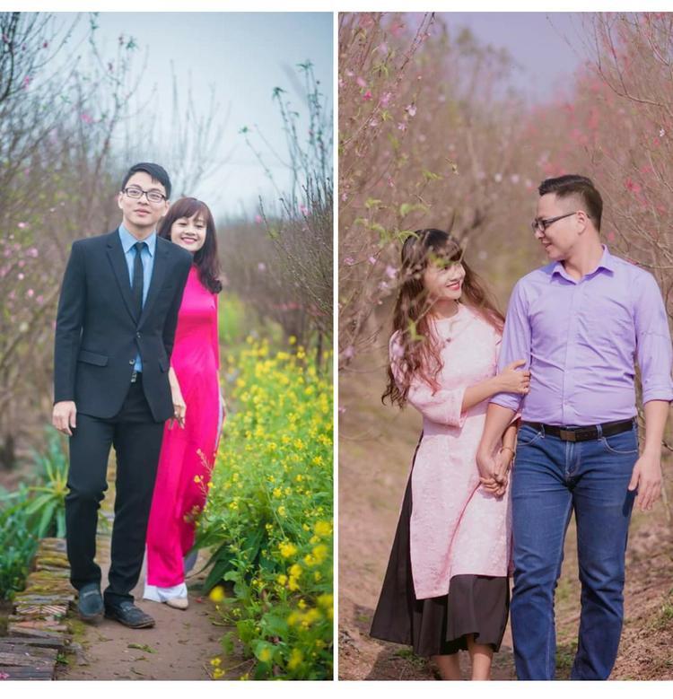Anh chàng Thành Đức cũng tăng thêm 12kg sau một năm có người yêu.