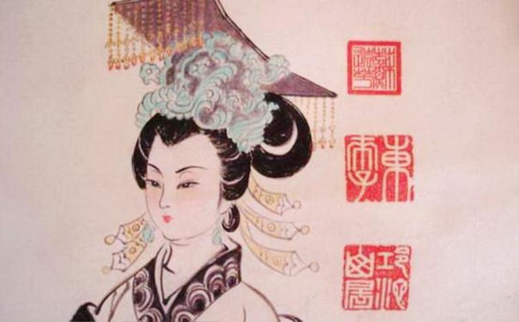 Người đàn bà quyền lực nhất trong lịch sử Trung Hoa không từ thủ đoạn để có vương quyền.