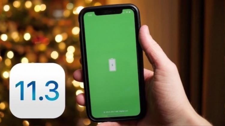 """Phiên bản iOS 11.3 được cho là sẽ cho phép người dùng tắt tính năng """"bóp"""" hiệu năng trên iPhone."""