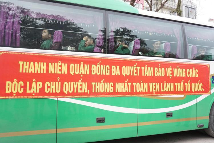 Theo Bộ Tư lệnh Thủ đô Hà Nội, công tác tuyển quân tiếp tục được TP thực hiện chặt chẽ, trong đó tiếp tục duy trì các chỉ tiêu về tỷ lệ điều khám, tỷ lệ dự phòng… Năm nay, tỷ lệ thanh niên nhập ngũ có trình độ ĐH, CĐ, THCN chiếm 40,8%; tỉ lệ thanh niên là Đảng viên nhập ngũ là 0,21%.