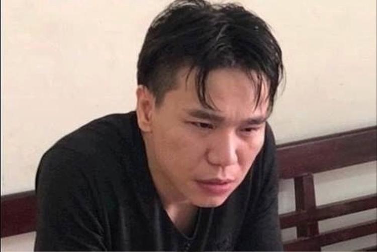 Châu Việt Cường bị tạm giam tại cơ quan công an để điều ra làm rõ.