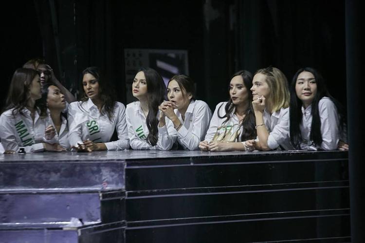 Hương Giang có vẻ như đang chiếm ưu thế về ngoại hình trong cuộc thi năm nay.