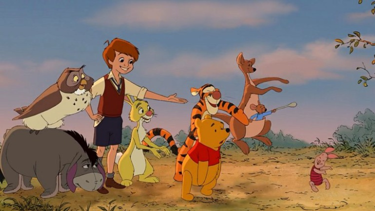 Khán giả mong chờ phiên bản live-action của các nhân vật còn lại trong trailer chính thức: Tigger, Piglet, Eeyore, Rabbit, Kanga, và Owl.