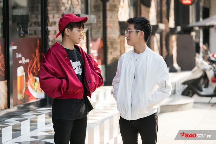 Juun Đăng Dũng x RTee: Cặp đôi hoàn cảnh dậy sóng Sing My Song 2018