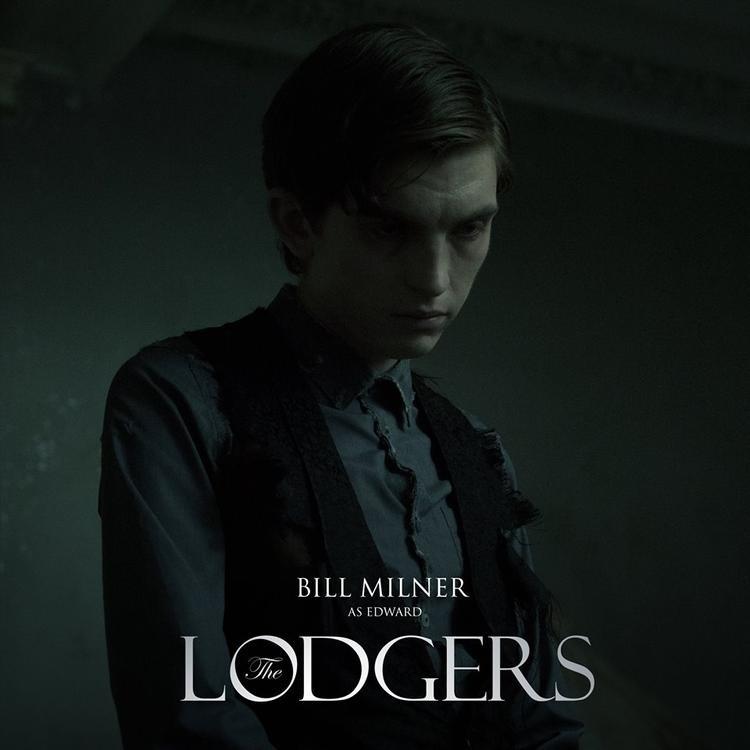 Bill Milner (vai Edward)