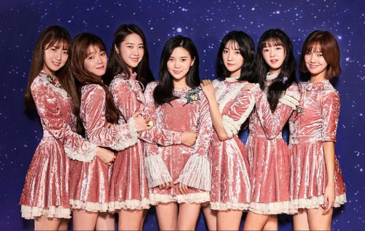 Không ngủ quên trên chiến thắng với Secret Graden, Oh My Girl sẽ sớm trở lại gặp fan qua một bài hát mới.