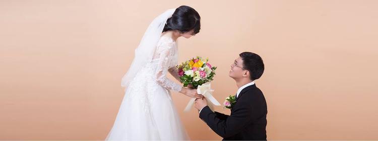 Gặp nhau tại Đường lên đỉnh Olympia, cặp đôi quyết định cầu hôn bằng vòng nguyệt quế