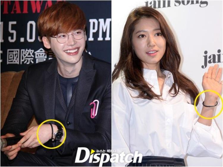Loạt ảnh của Park Shin Hye và Lee Jong Suk được Dispatch tung ra từ 3 năm trước bỗng hot trở lại.