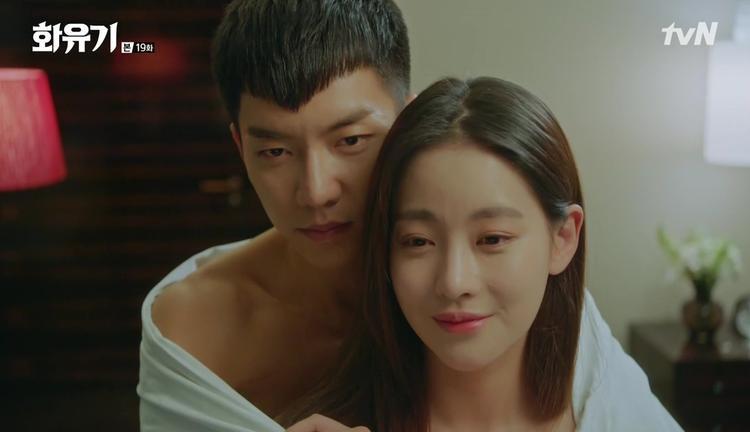 """Tình yêu """"cẩu huyết"""" của Son Oh Gong và Sun Mi/ Sam Jang trong """"Hwayugi"""" thách thức độ kiên nhẫn của mọi khán giả xem phim"""