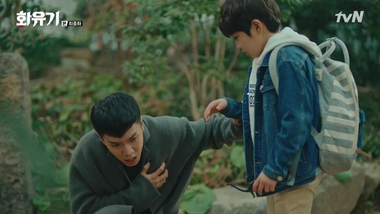 Son Oh Gong phiên bản Hàn Quốc còn gánh thêm bệnh nan y là… đau tim mãn tính từ ngày quen biết Sun Mi/ Sam Jang