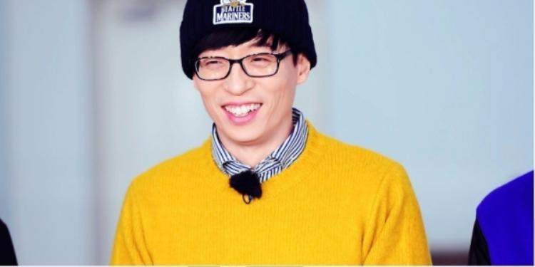 MC Quốc Dân nổi tiếng - Yoo Jae Suk.