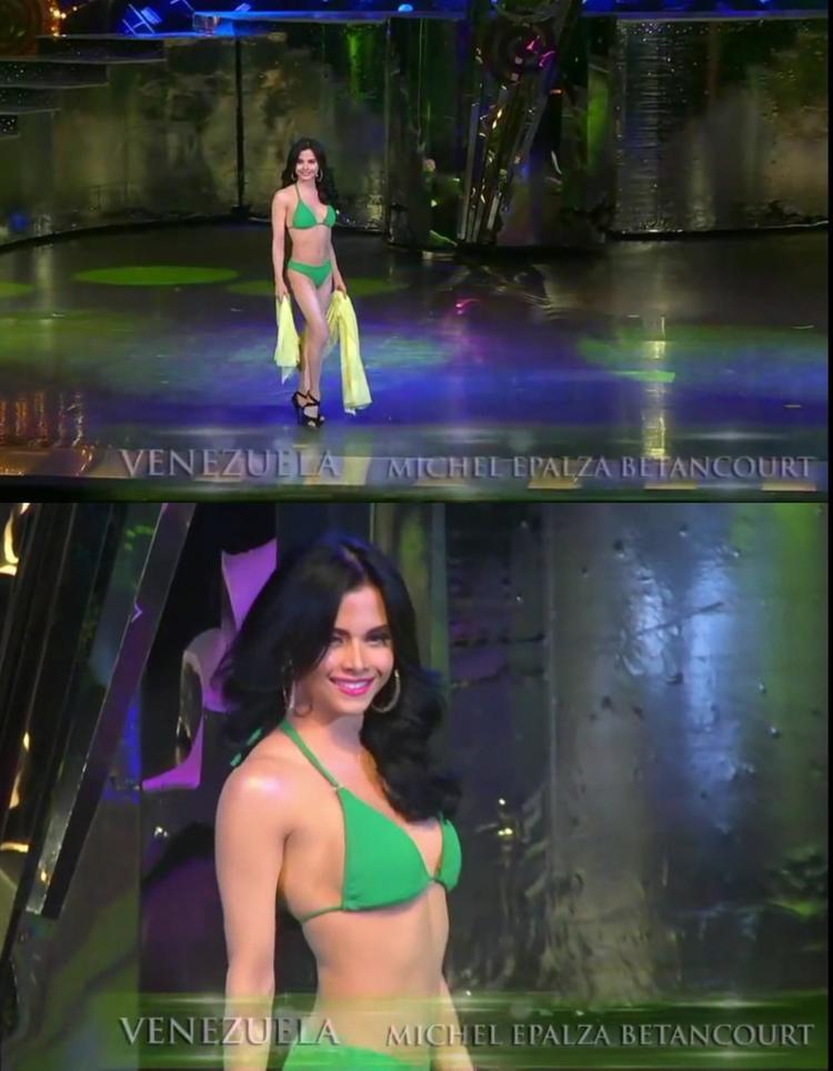 """""""Khiêm tốn"""" về chiều cao nhưng body và nụ cười của người đẹp Venezuela lại dễ khiến nhiều fan """"ngã gục""""."""