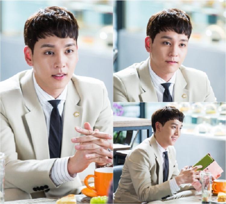 """Điển trai, rạng rỡ, nhưng Choi Tae Joon không có cơ hội bộc lộ diễn xuất xuất thần như anh từng thể hiện ở """"Missing Nine""""."""