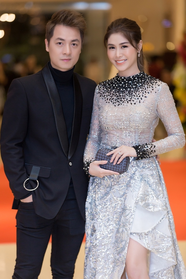 Tổ ấm của Đăng Khôi - Thủy Anh được xem là một trong những hình mẫu hạnh phúc ở showbiz Việt.
