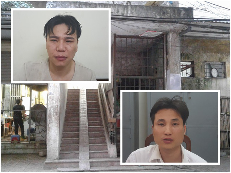 Cô gái thứ 2 trong vụ Châu Việt Cường đã ra trình diện Công an. Ảnh: GĐ&XH.