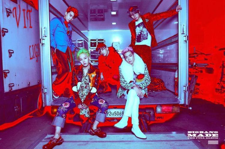YG thông báo nhóm sẽ tung một bản ghi âm ca khúc mới đến từ MADE full album.