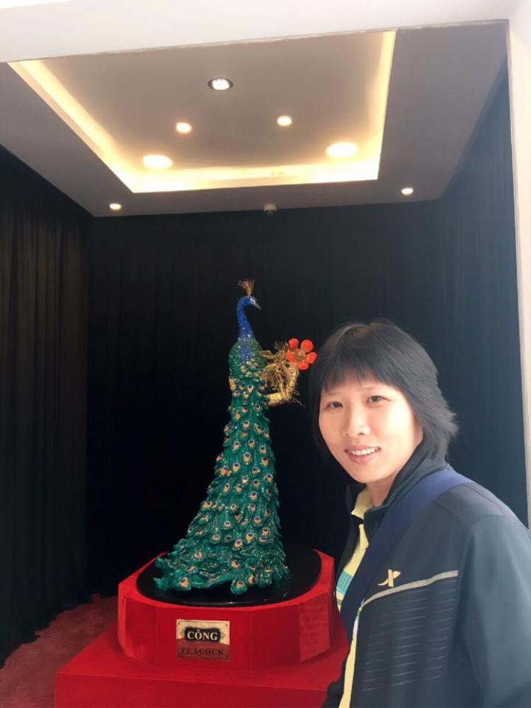 Kim Chi - cô gái vàng bóng đá nữ vẫn cô đơn.