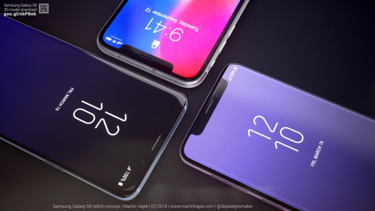 """Bạn nghĩ gì về chiếc Samsung Galaxy S9 """"tai thỏ"""" này?"""