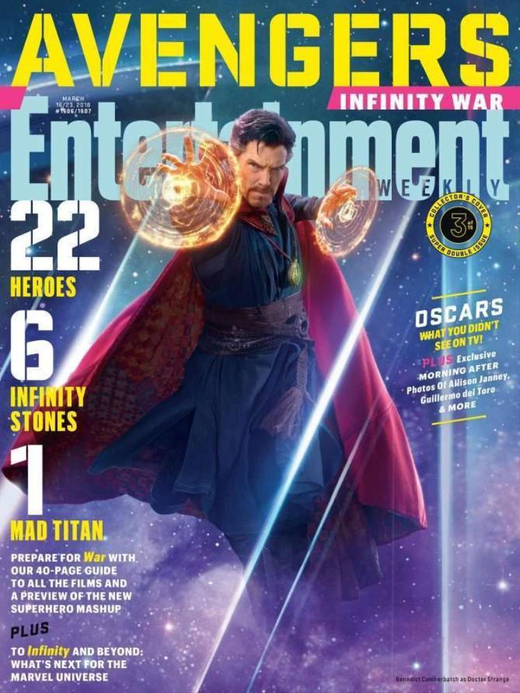 Bìa 3: Doctor Strange