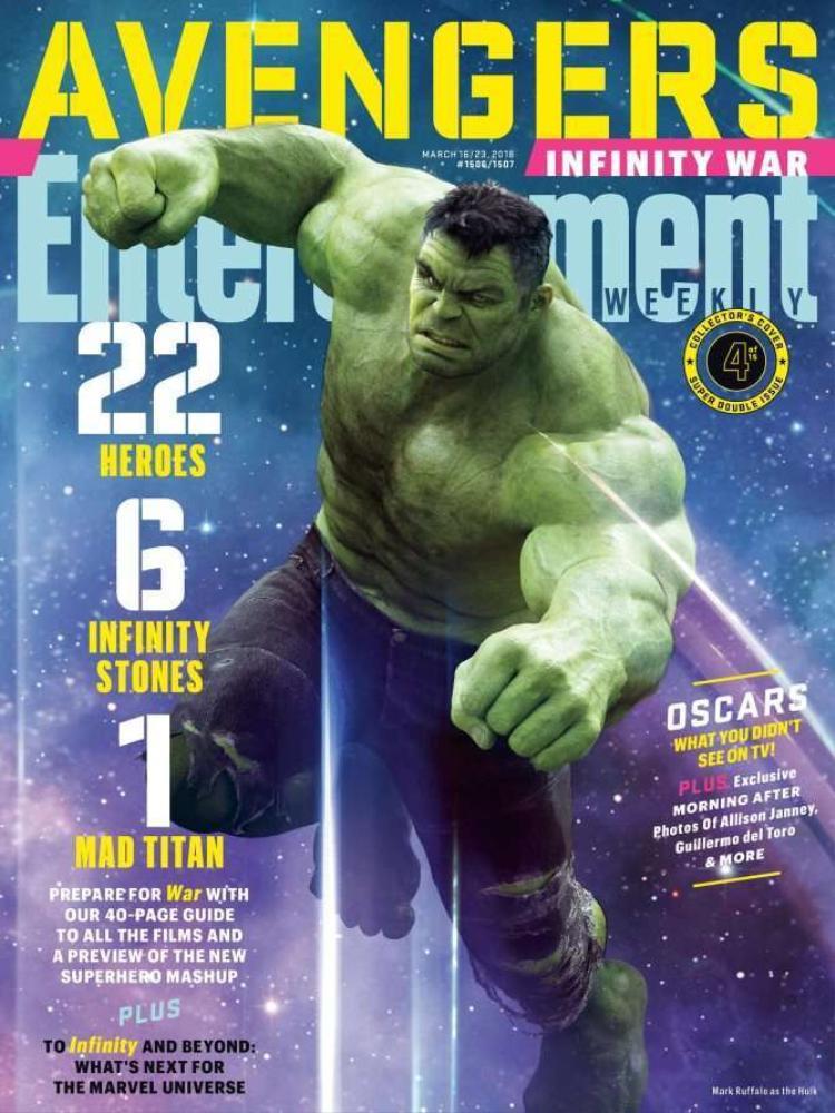 Bìa 4: Hulk