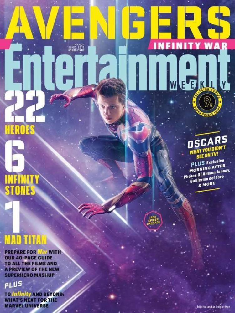 Bìa 9: Spider-Man