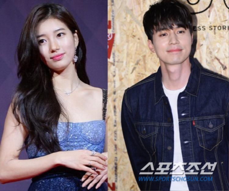 Sốc: Công ty quản lý xác nhận Suzy và Lee Dong Wook hẹn hò