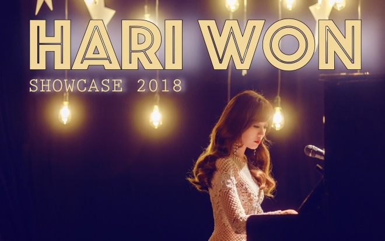 Hari Won làm showcase: Sẽ hát live toàn bộ và lí do bán vé dù đủ lực để free