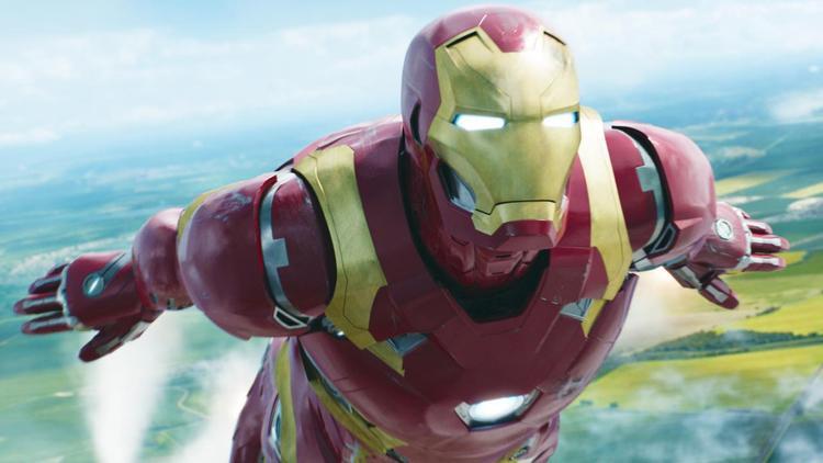 Choáng ngợp với hình ảnh bộ giáp cực phẩm của Iron Man trong trận chiến Vô cực