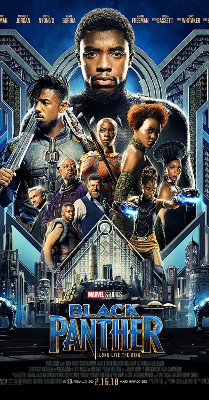 """""""Black Panther"""" hội tụ mọi yếu tố cần thiết để được vinh danh tại Oscar 2019."""