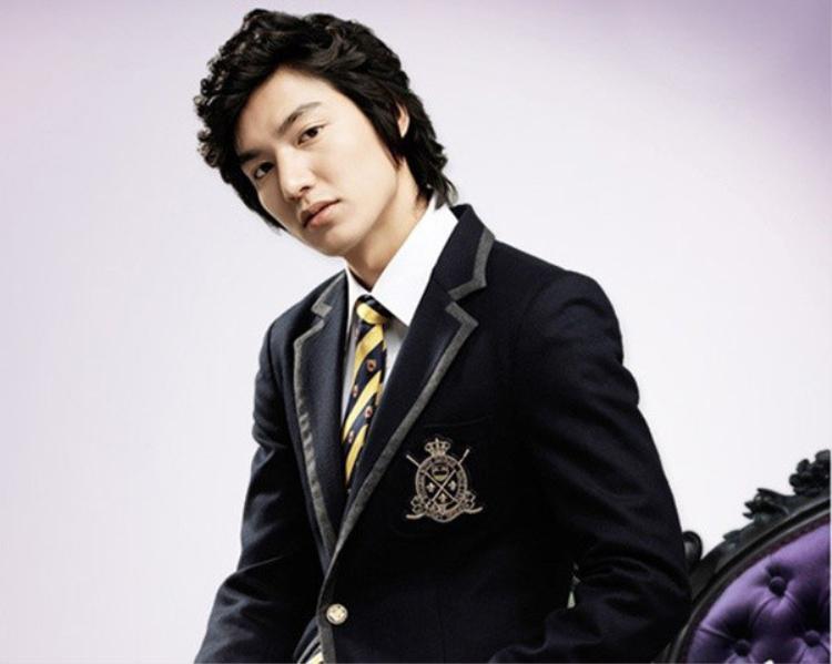 Go Jun Pyo trong Vườn sao băng là vai diễn để đời của Lee Min Ho.