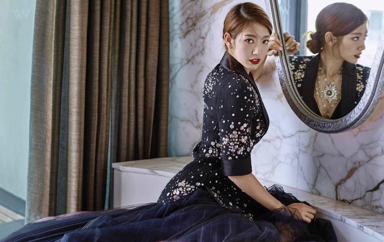 Park Shin Hye sở hữu vẻ đẹp trong sáng, thông minh, đa cảm