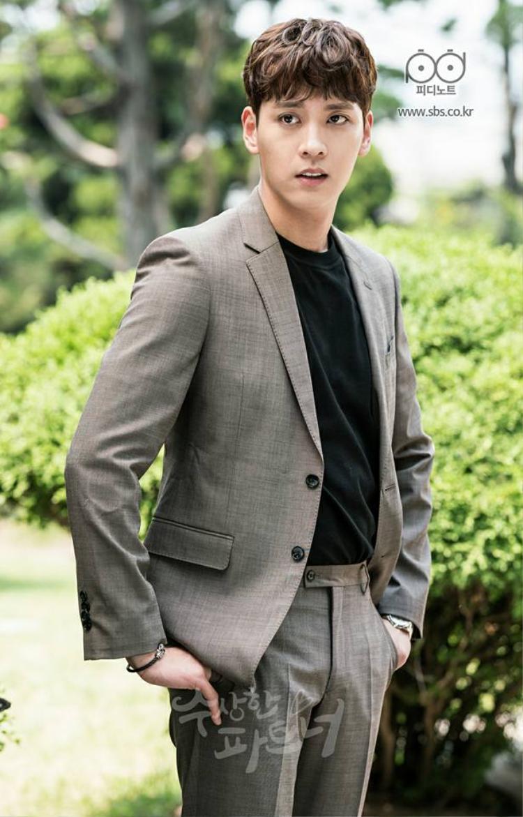 Choi Tae Joon là gương mặt trẻ đang lên của Kbiz