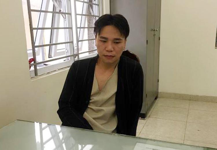 Hiện Châu Việt Cường đã bị tạm giữ sau khi xuất viện.