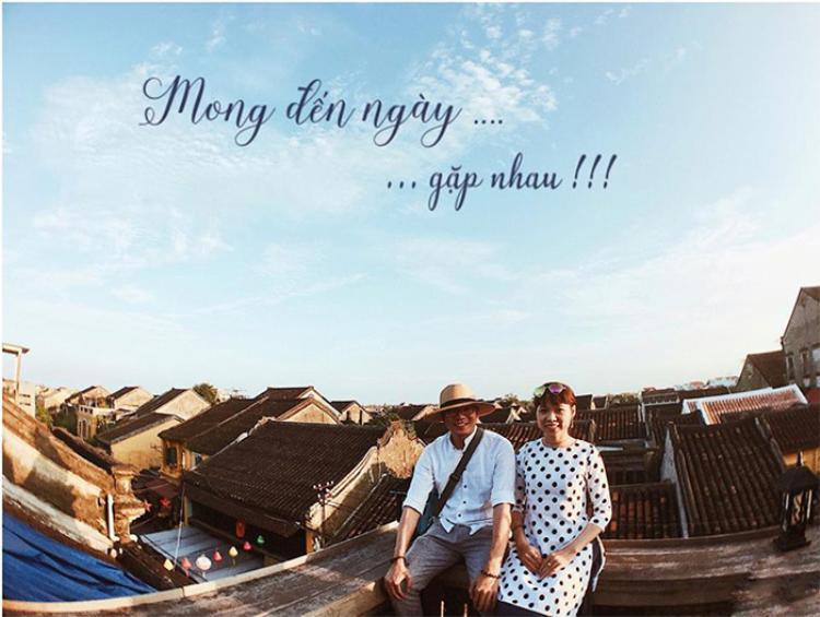 """Dự định sắp tới của cặp đôi là thêm một lần đến Thái Lan và không quên ghi những bức ảnh """"để đời"""" tại đây."""