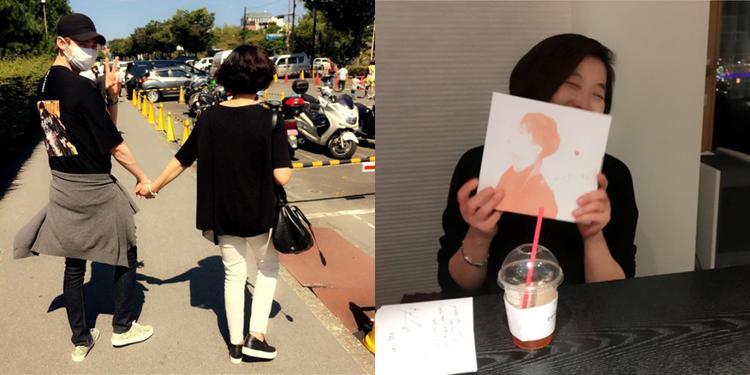 """Đây hẳn là """"má chồng"""" có nhiều con dâu nhất showbiz hiện nay - mẹ Lee Jong Suk"""