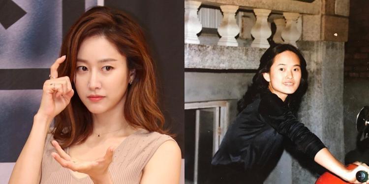 """""""Bạn gái cũ"""" Lee Jun Ki - Jeon Hye Bin đăng hình hiếm hoi của mẹ. Người hâm mộ nói đùa: """"Mẹ chị quá phong độ""""."""