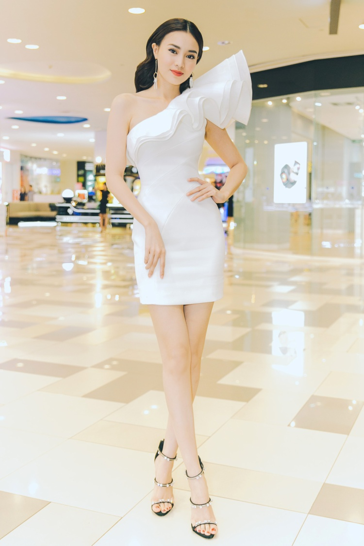 Nhan sắc ngày càng chín muồi của nữ diễn viên Cô Ba Sài Gòn.