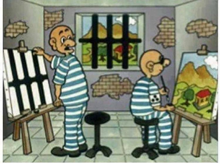 Hoàn cảnh giống nhau nhưng suy nghĩ khác nhau sẽ cho ra cái nhìn khác nhau. Nếu bạn cứ ôm muộn phiền thì bạn tự giam cầm chính bạn.