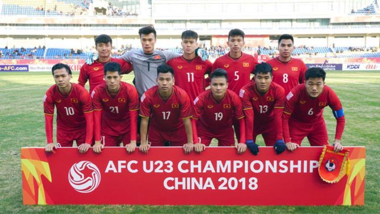 U23 Việt Nam cũng hạ Thái Lan hồi cuối năm ngoái.