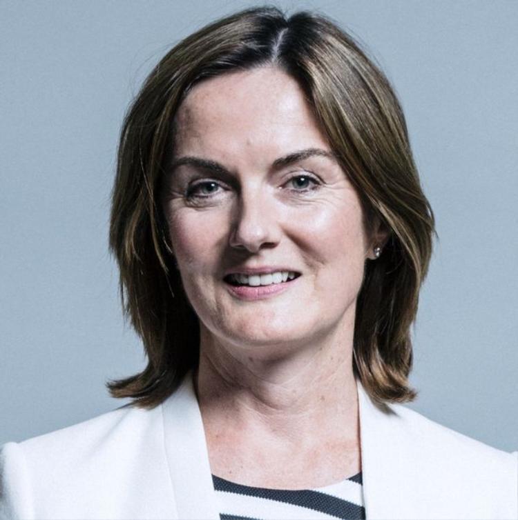 Nghị sĩ Đảng Bảo thủ Lucy Allan.