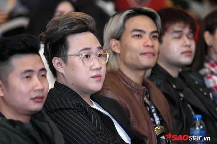 Trung Quân Idol cùng người anh em thân thiết của Bùi Anh Tuấn - nhạc sĩ Dương Trường Giang.