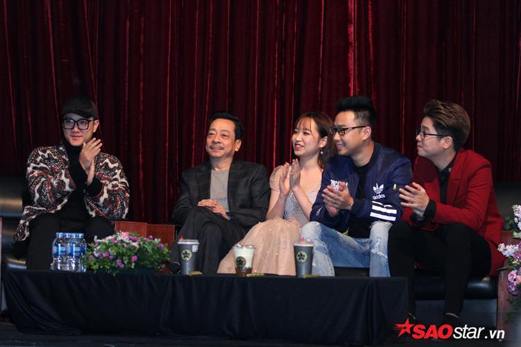 Dàn diễn viên góp mặt trong MV chia sẻ về cơ duyên hợp tác cùng Bùi Anh Tuấn trong sản phẩm mới nhất.