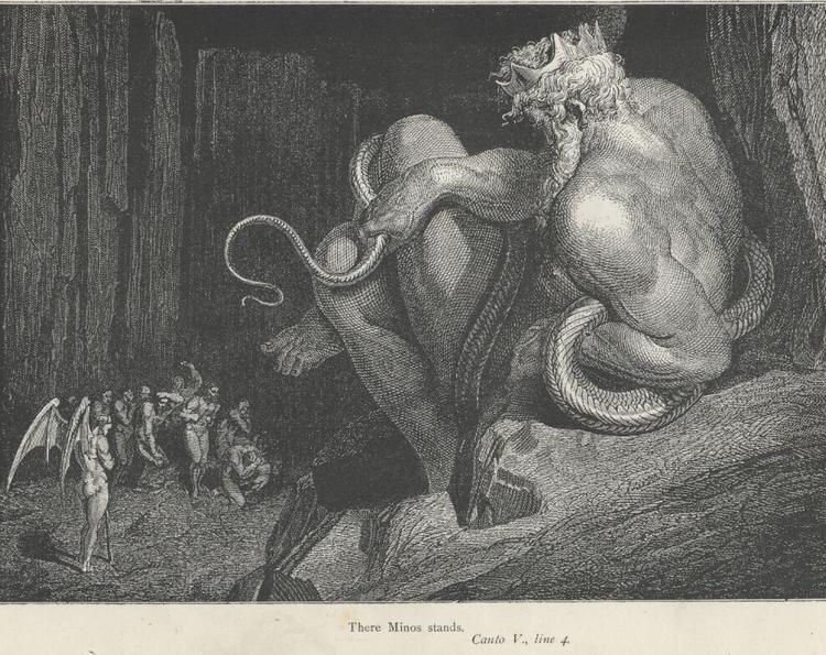 """Vua Minos được coi là người đầu tiên sử dụng """"bao cao su""""."""
