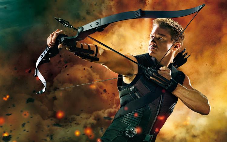 Hawkeye.